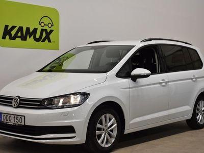 begagnad VW Touran 1.4 TSI 7-sits (150hk)