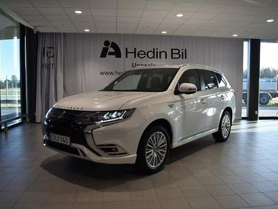 begagnad Mitsubishi Outlander P-HEV BUSINESS 2.4 4WD *