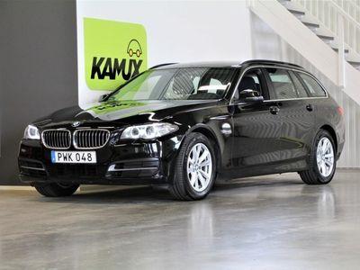 begagnad BMW 520 d xDrive Comfort, Drag, Dvärm, 190hk