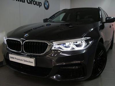 begagnad BMW 540 i xDrive Touring Innovation Edition Drag
