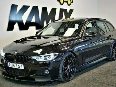 begagnad BMW 340 i xDrive   M-Performance   Värmare   Pano   H/K   Sv-såld (326hk)