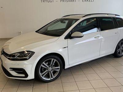 begagnad VW Golf Sportkombi 1.5 TSI R-line, Dr