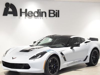 gebraucht Chevrolet Corvette COUPE GS 6.2 V8 AT 2018, Personbil 999 000 kr