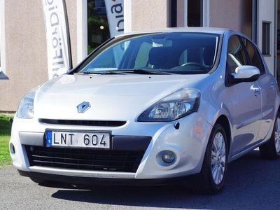 begagnad Renault Clio Halvkombi 1.2 75hk
