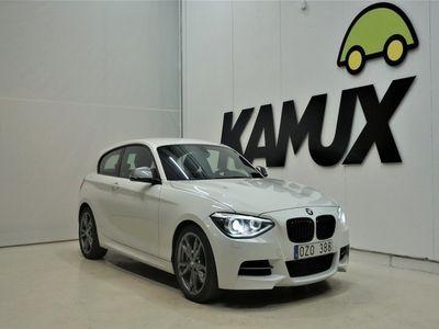 begagnad BMW M135 i   M   3-door   Manuell   320hk  