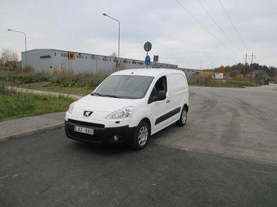 begagnad Peugeot Partner 1.6 HDI