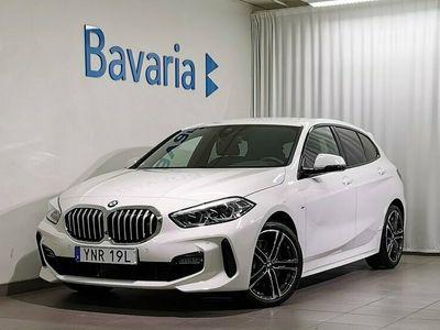 begagnad BMW 120 d xDrive M-sport 1,95% Nav Drag Nypris 422 900 kr