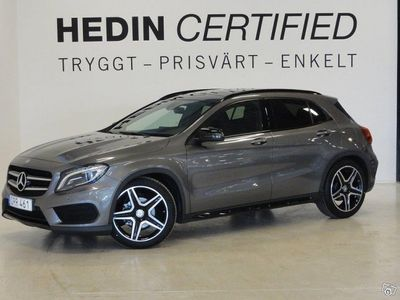 usado Mercedes GLA200 Aut AMG-Night Panorama -16
