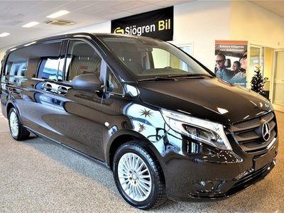 begagnad Mercedes Vito 119 BlueTEC 4MATIC 7G-Tronic Plus Euro 6 190hk