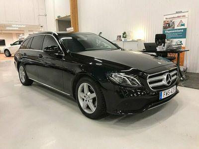begagnad Mercedes E220 d 9vxl (drag+värmare) 1.70% Ränta