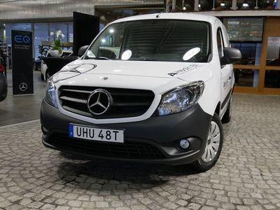 begagnad Mercedes Citan 109 CDI FIGHTER LÅNG DEMO