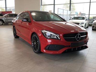 brugt Mercedes CLA180 Shooting Brake AMG DEMO