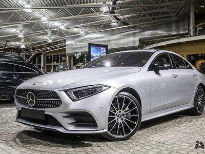 begagnad Mercedes CLS450 4MATIC / AMG Line & Pr -19