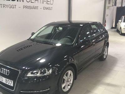 begagnad Audi A3 Sportback A3 SPORTBACK 140 HK