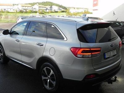 begagnad Kia Sorento 2,2 CRDi AWD AUT BUSINESS / DRAG / 7SITS