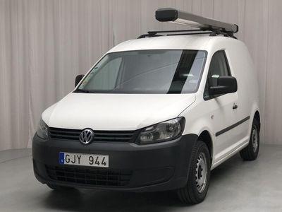 usado VW Caddy 1.6 TDI Skåp (75hk)
