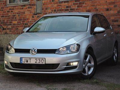begagnad VW Golf 1.4 TSI Highline Plus (140HK)