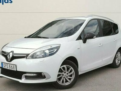 begagnad Renault Grand Scénic dCi 110 Limited EDC II