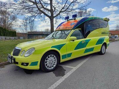 begagnad Mercedes E280 CDI