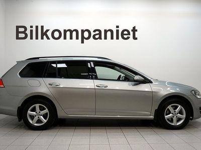 begagnad VW Golf Sportscombi 1.6 TDI BlueMotion Style 110hk