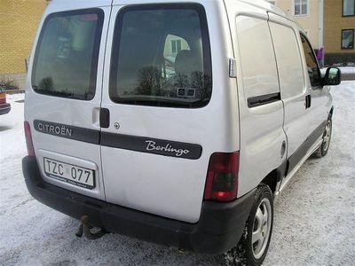 gebraucht Citroën Berlingo skåp