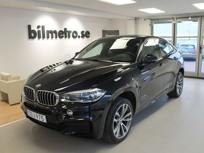 begagnad BMW X6 XDRIVE 40 D 313HK INNOVATION EDITION