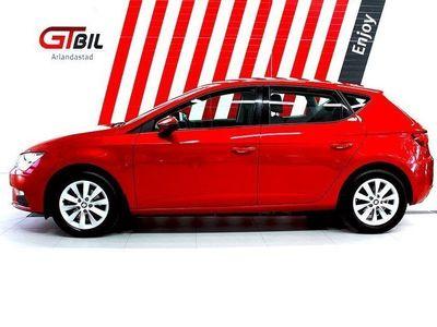 begagnad Seat Leon 1.2 TSI Eu6 DRAG 110hk