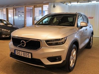 brugt Volvo XC40 D3 AWD Momentum Advanced Edition -19
