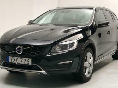 begagnad Volvo V60 CC D4