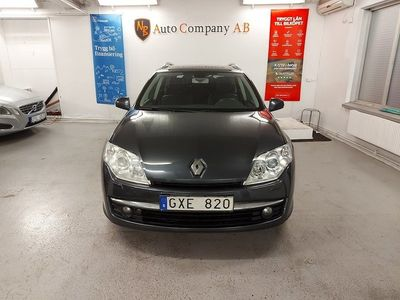 begagnad Renault Laguna GrandTour 2.0 dCi Automat 150hk