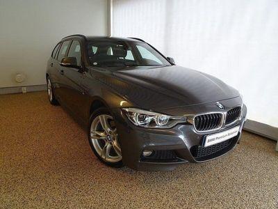 begagnad BMW 320 d xDrive M-Sport Navi HiFi Drag
