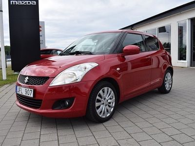 begagnad Suzuki Swift 1.2 VVT Exclusive (94hk)
