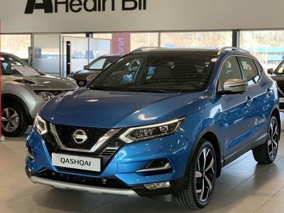 used Nissan Qashqai DIG-T 160 TEKNA+ 2WD DCT NNC