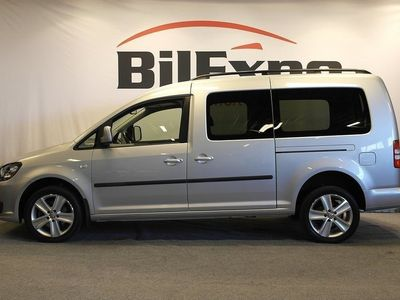 second-hand VW Caddy Maxi Life 2.0 140 TDI 4M DSG -15