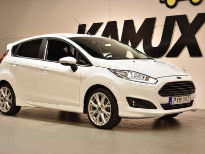 begagnad Ford Fiesta 5-d 1.0 EcoBoost 100hk | SoV