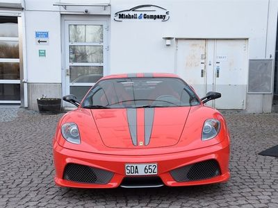 begagnad Ferrari F430 SCUDERIA F1 505HK
