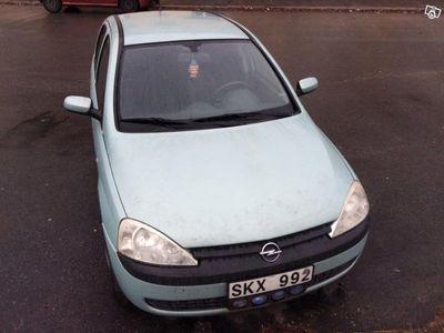 begagnad Opel Corsa 5 dörrar kamkedja. 01 -01