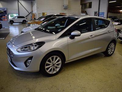 used Ford Fiesta 5-dörrar 1.0T EcoBoost Euro 6 5d -17