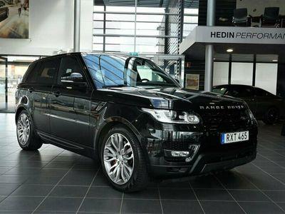 begagnad Land Rover Range Rover Sport SDV8 HSE Euro6 2016, SUV Pris 495 000 kr