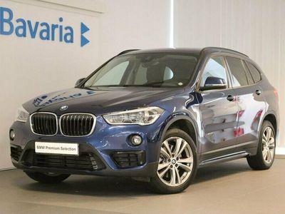 begagnad BMW X1 xDrive20i Sport line Drag Backkamera HiFi