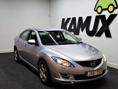 begagnad Mazda 6 2.0Sedan Manuell. . 2008 2008, Sedan 82 900 kr
