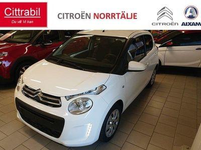 begagnad Citroën C1 5-dörrar 1.0 VTi Euro 6 72hk