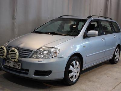 brugt Toyota Corolla 1.6 VVT-i 110hk Kombi