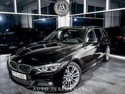 begagnad BMW 340 i xDrive Touring M Sport Fri hemleverans 2018, Personbil 419 000 kr
