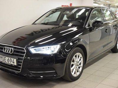 begagnad Audi A3 2.0 TDI 150HK S-Tr *Black Week*