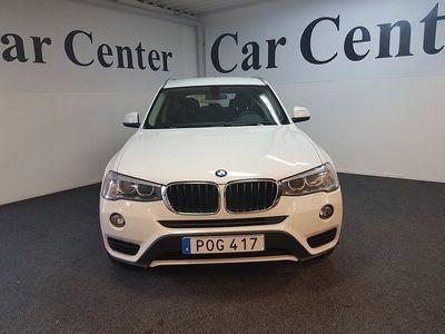 brugt BMW X3 xDrive20d Euro 6 190hk