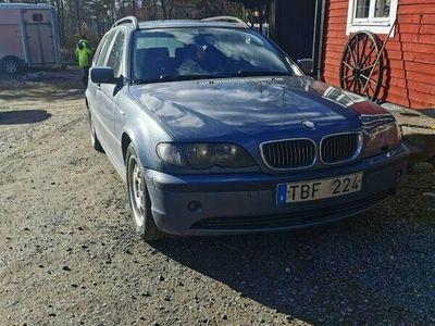 begagnad BMW 320 I TOU