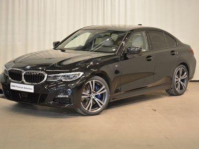 begagnad BMW 330 i Sedan Steptronic M Sport, Winterpack, Laserljus