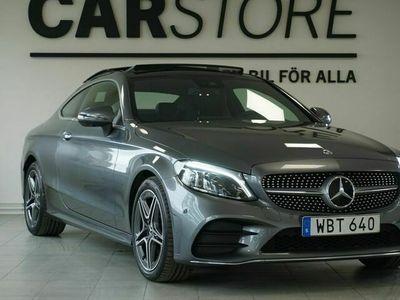 begagnad Mercedes C300 - BenzCoupé AMG Premium Plus 258hk