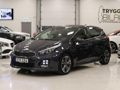 begagnad Kia cee'd GT 1,6 CRDI DCT CEED